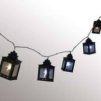 室内用 イルミネーション LED ランタン ライト 20個 装飾 イベント キャンプ プレゼント【LANT20】CR-99