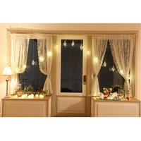 室内用 イルミネーション LED ジュエリーバルブ カーテンライト 15個 電球 ショップ プレゼント イベント【 JB15D 】CR-97