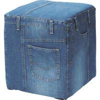 椅子 チェア【Azumaya 東谷】ジーンズ スツール インテリア クッション 贈り物 ディスプレイ カフェ AZ2-98 ( NS-503JN )