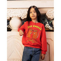 mini rodini SAY CHEESE SWEATSHIRT スウェット定価$59