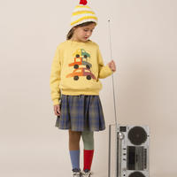 BOBO CHOSES car print sweatshirts  トレーナー 定価$95