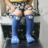 ぶさいくくまさん 靴下 デザイナーズ