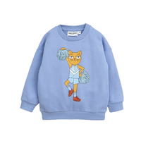 mini rodini ミニロディーニ CHEER CATS SWEATSHIRT トレーナー