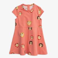 mini rodini ミニロディーニ  MONKEYS PRINTED DRESS ワンピース  定価$69