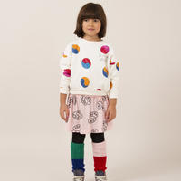 BOBO CHOSES happy sad print sweatshirts トレーナー 定価$62