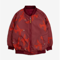 mini rodini ミニロディーニ  EXCLUSIVE FLYING BIRDS REVERSIBLE INSULATOR JACKETジャケット 定価$169