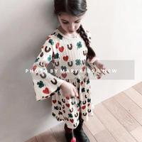 mini rodini CLOVER DRESS クローバー ワンピース 定価$70