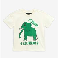 mini rodini ミニロディーニ  4 ELEPHANTS T-SHIRT  Tシャツ 定価$45
