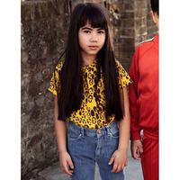 mini rodini ミニロディーニ BASIC LEOPARD T-SHIRT Tシャツ 定価$41