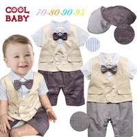 子供用 半袖フォーマル服 タキシード  baby-243