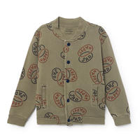 BOBO CHOSES HAPPY SAD BUTTONS SWEATSHIRT ジャケット 定価$173