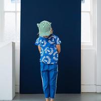BEAU LOVES Tシャツ Ping Pong Club AOP