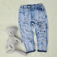 Kids Denim Pants