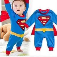 スーパーマン ロンパース