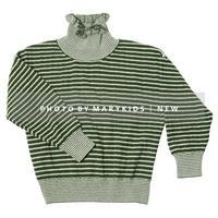 Carlijnq(カーラインク)グリーンセーター