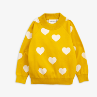 mini rodini ミニロディーニ   HEART SWEATER セーター 定価$99