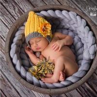 新生児ー1才対応  ニット帽子 コスチューム