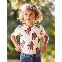 mini rodini UNICORN T-SHIRT Tシャツ   定価$49