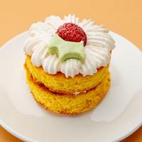バニラのプチケーキ