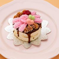 デコレーション ミートケーキ