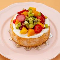 フルーツたっぷり アニバーサリーケーキ