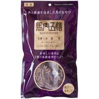 馬肉五膳 200g コンドロイチン・グルコサミン配合 レギュラータイプ