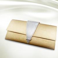 「神話財布」ゴールド