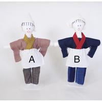 民芸ファッション人形