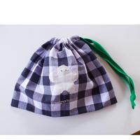 umaretekitanoyo巾着(アイツ)