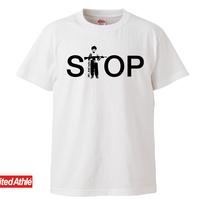 """STOP2""[281_AntiNuke series] 2colors"