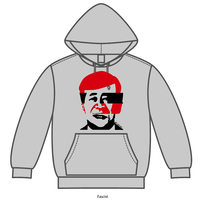 Fascist [281_AntiNuke series]Hoodie
