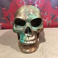 Vintage Tibet  Skull