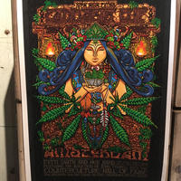 18th  High Times Cannabis Cup Art Poster 2005