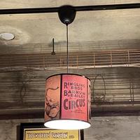Handmade Freak Show  Ceiling Lamp