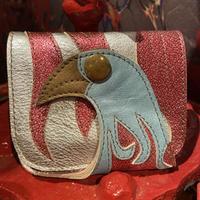 """South  Paradiso  """"Fire Bird Wallet"""""""