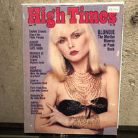Old   HIGH TIMES  Magazine     ~ June  '77 ~