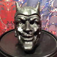 Vintage   Soviet  Devil   Ashtray