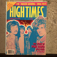 Old   HIGH TIMES  Magazine     ~ February  '88 ~