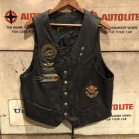【SOLD】Vintage Motorcycle Club Vest