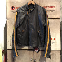 1980  LANGLITZ LEATHERS  Padded Cascade  Motorcycle  Jacket