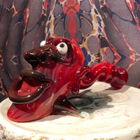 Devil Glass Hand Pipe