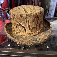 Vintage Crazy Fullpython  Hat
