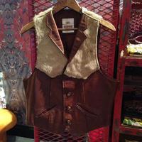 ROME Vintage Leather  Vest