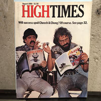 Old   HIGH TIMES  Magazine     ~ August  '80 ~