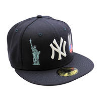 "NEW ERA 59FIFTY NEW YORK YANKEES 1996 WORLD SERIES ""I LOVE NY"" FITTED CAP"