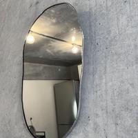 【4/15再入荷】水たまりのような形をしたウォールミラー|WALL MIRROR|W170×H265