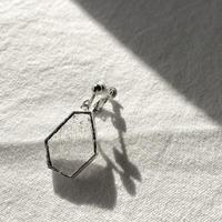 【doro】片耳 KAKERA EARRINGS | bubble-glass 金具交換可能