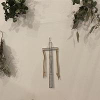【ドロ製作室】Cross Wall Object - 壁掛け十字架(クロスオーナメント)