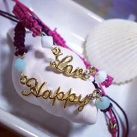 Happy Charm Bracelet