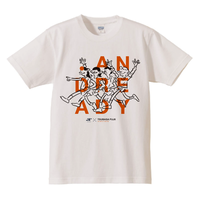 Runners color T-shirts #04 藤井翼【2/21受注締切分】